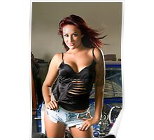 Teneille Jade 1 Poster