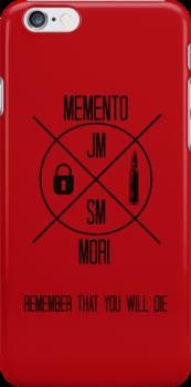 Sherlock Phone Case - Mormor Edition by MCXI