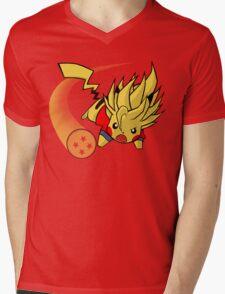 Goikachu Mens V-Neck T-Shirt