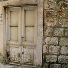 hvar door by Anne Scantlebury