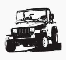 1987 Jeep Wrangler Kids Clothes