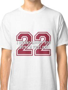 22 Sport Jersey  Classic T-Shirt