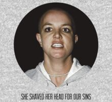 She shaved her head for our sins by PopInvasion