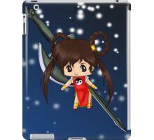 Chibi Devil Hunter Yohko iPad Case/Skin