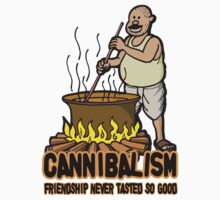 Cannibalism by creepyjoe