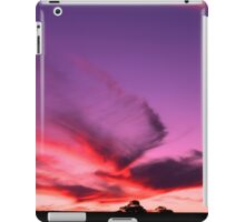 Beautiful painted sky iPad Case/Skin