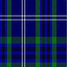 02416 Dickson (Kirkcudbrightshire) Tartan Fabric Print Iphone Case by Detnecs2013