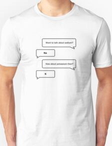 ChemTalk Unisex T-Shirt