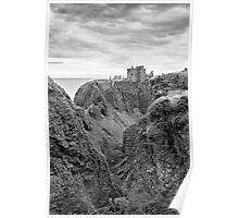 Dunnotar Castle Poster