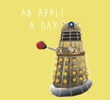 An Apple a Day Keeps the Doctor Away Kids Tee