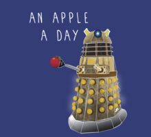 An Apple a Day Keeps the Doctor Away by Sophie Green