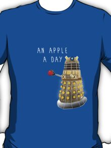 An Apple a Day Keeps the Doctor Away T-Shirt