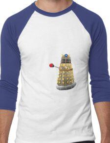 An Apple a Day Keeps the Doctor Away Men's Baseball ¾ T-Shirt