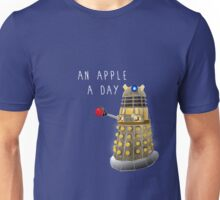 An Apple a Day Keeps the Doctor Away Unisex T-Shirt