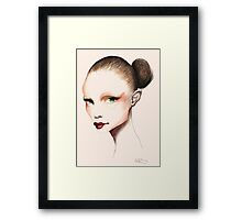Love Girls  - Ballet Framed Print