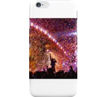 Coldplay Concert iPhone Case/Skin