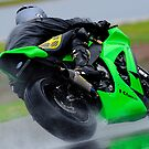 Green Machine | FX Superbikes | 2012 by Bill Fonseca