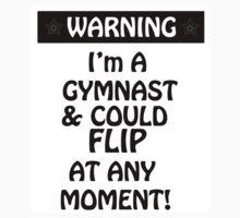 Gymnastics  Kids Tee
