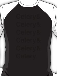 Celery & - as worn by Jamie Oliver T-Shirt