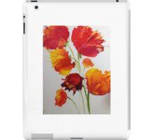 Poppylicious iPad Case/Skin