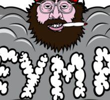 Heyman Sticker