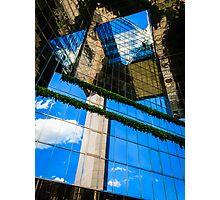 Blue Sky Thinking Photographic Print