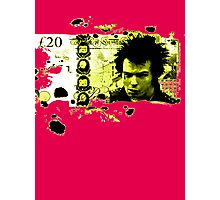 viscious money.. Photographic Print