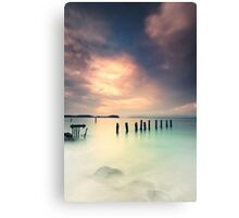 Broken Dreams Canvas Print