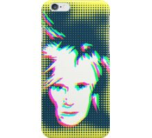 Ghostly Andy Warhol iPhone Case/Skin