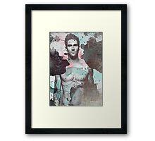 Adam Levine Framed Print