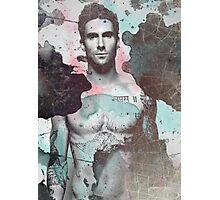 Adam Levine Photographic Print