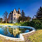 Budmerice Castle - I by Zoltán Duray
