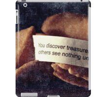 Confucius Say.... iPad Case/Skin