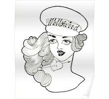Ahoy Sailor! Poster