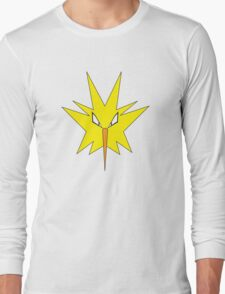 Pokemon - Zapdos Long Sleeve T-Shirt
