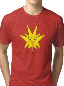Pokemon - Zapdos Tri-blend T-Shirt