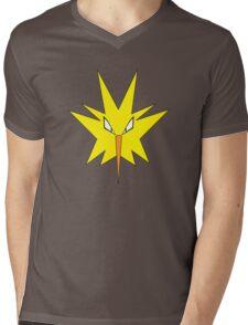 Pokemon - Zapdos Mens V-Neck T-Shirt