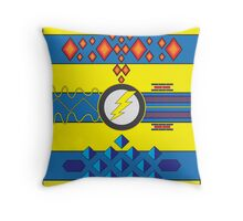 Earthbound Poster Throw Pillow