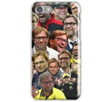 Jurgen Klopp iPhone Case/Skin