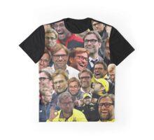 Jurgen Klopp Graphic T-Shirt