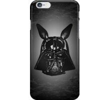 Dark Bunny Side iPhone Case/Skin