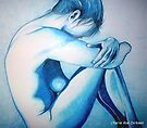 Caught up in Blue by Cherie Roe Dirksen