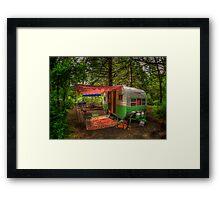 Fleetwood Maxed Framed Print