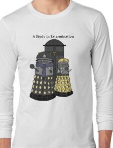 A Study in Extermination Long Sleeve T-Shirt