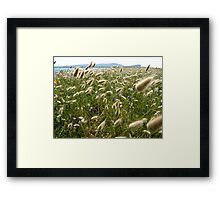 Frosted Flake Wood Framed Print
