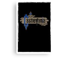 Castlevania Canvas Print