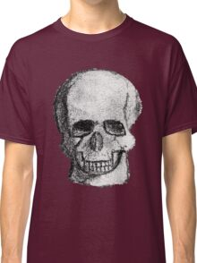 Skull no background Classic T-Shirt
