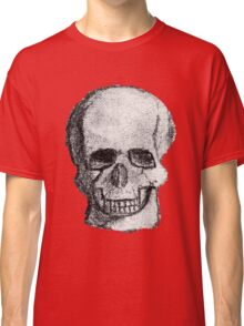 Skull no background Classic T-Shirt