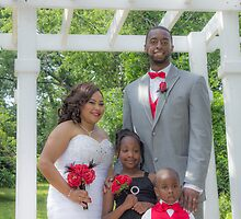 We are Family by Cynthia Broomfield