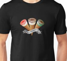 Blood and Ice Cream Trilogy Unisex T-Shirt